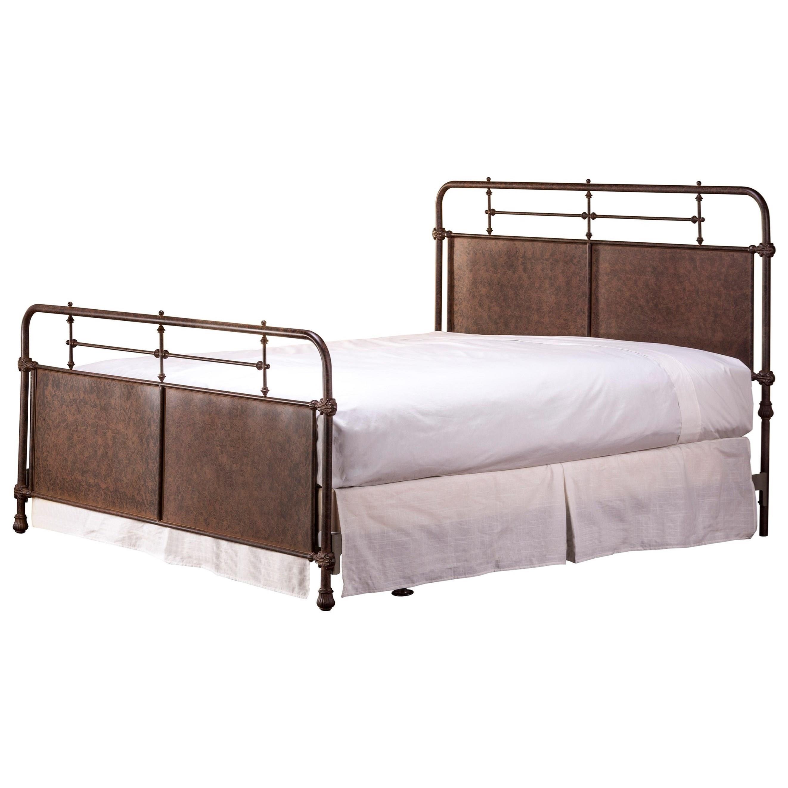 Hillsdale Metal Beds King Kensington Bed - Item Number: 1502BKR