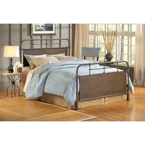 Morris Home Metal Beds Queen Kensington Bed