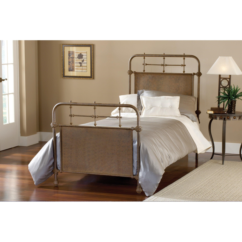 Hillsdale Metal Beds Twin Kensington Bed - Item Number: 1502BTWR