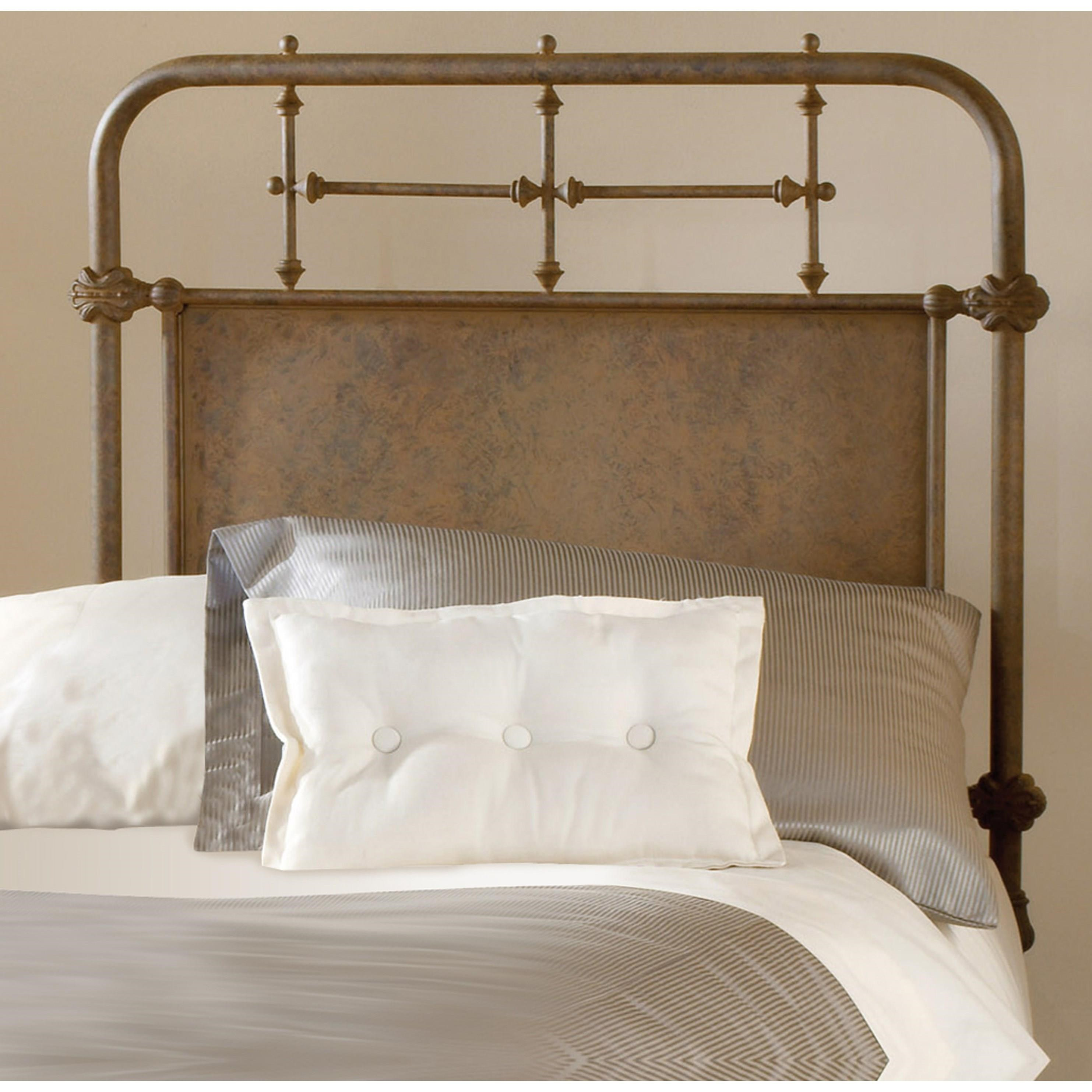 Hillsdale Metal Beds Twin Kensington Headboard Set - Item Number: 1502HTWR