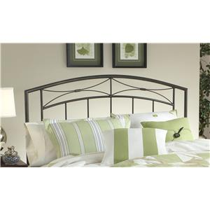 Hillsdale Metal Beds Morris King Headboard