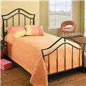 Hillsdale Metal Beds Twin Imperial Bed - Item Number: 1546BTWR
