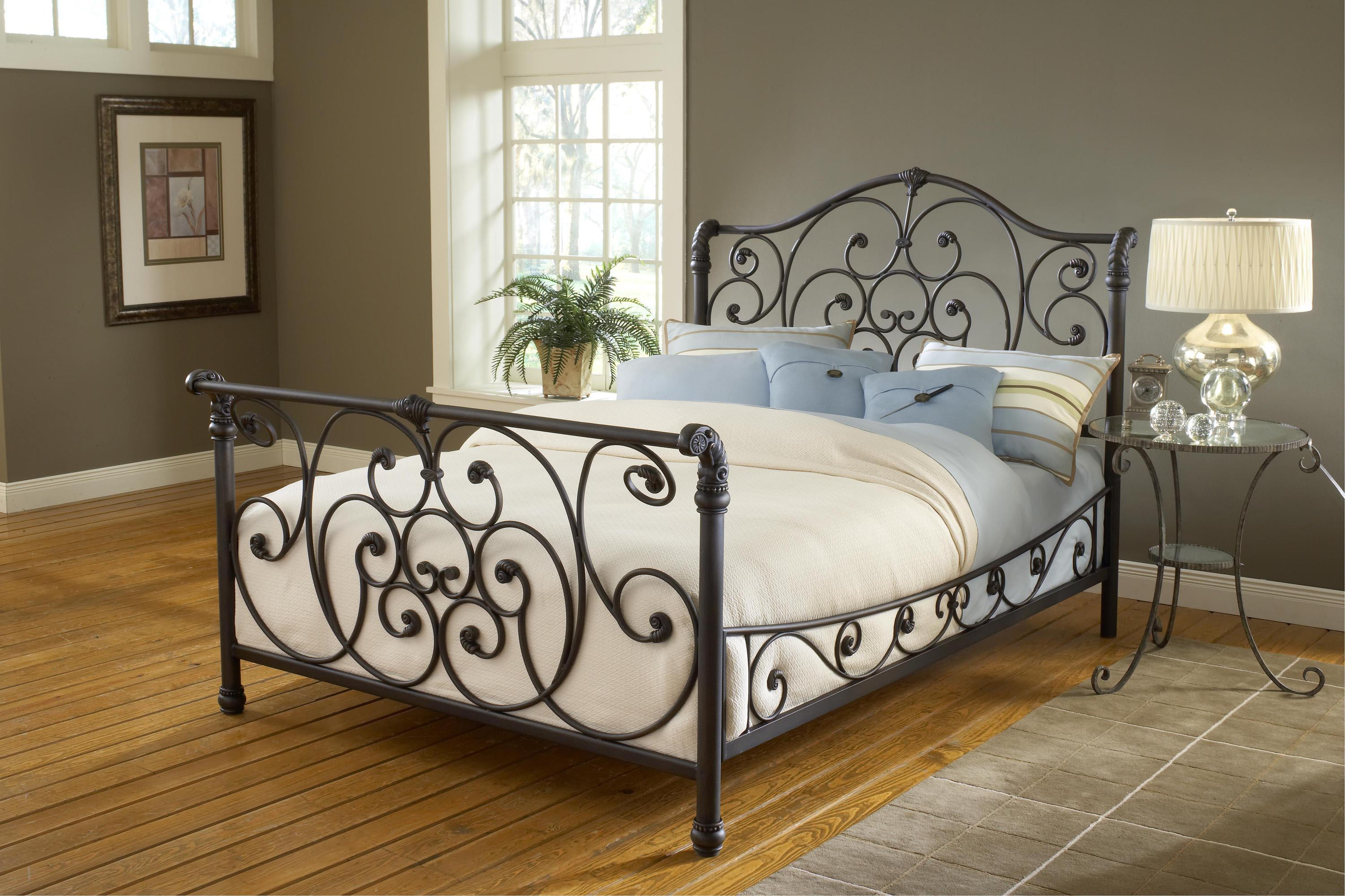 Hillsdale Metal Beds Mandalay King Bed Set - Item Number: 1579BKR