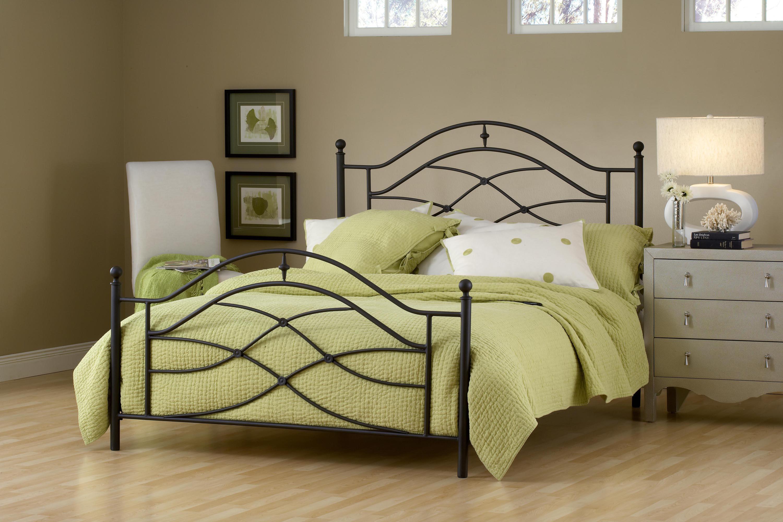 Hillsdale Metal Beds Cole Full Bed - Item Number: 1601BFR