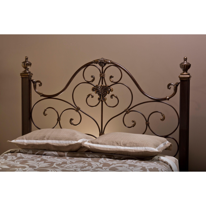 Hillsdale Metal Beds King Headboard - Item Number: 1648HK