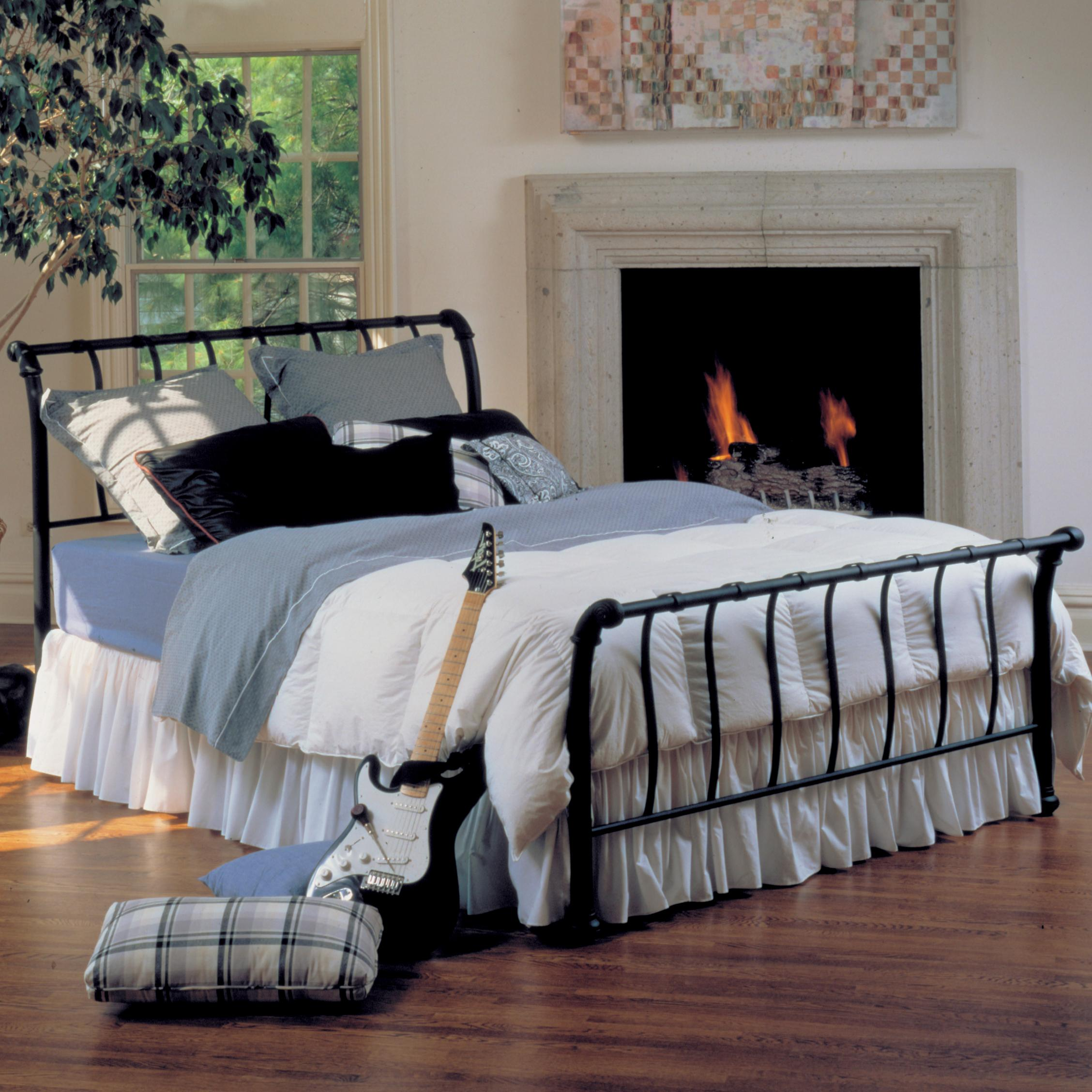 Hillsdale Metal Beds King Janis Bed - Item Number: 1671BKR