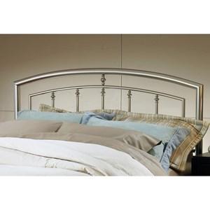 Hillsdale Metal Beds King Claudia Headboard