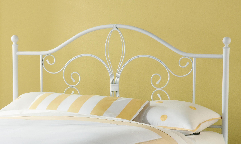 Hillsdale Metal Beds Ruby Full/ Queen Headboard - Item Number: 1687-490