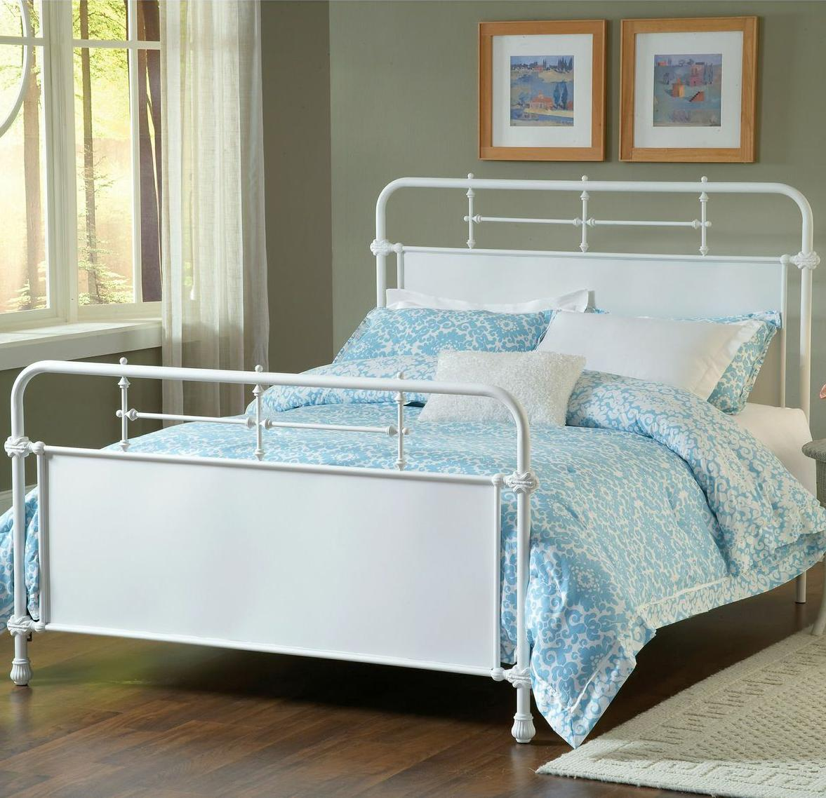 Hillsdale Metal Beds Queen Kensington Bed - Item Number: 1708BQR