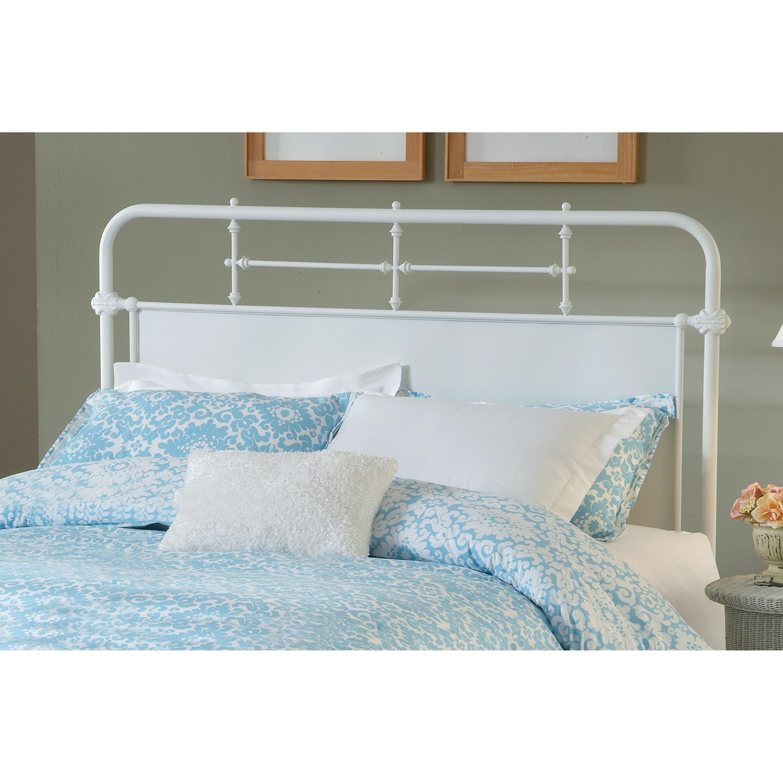 Hillsdale Metal Beds Full/Queen Kensington Headboard Set - Item Number: 1708HFQR