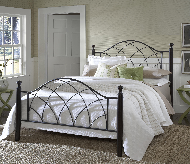 Hillsdale Metal Beds Vista Full Bed Set - Item Number: 1764BFR
