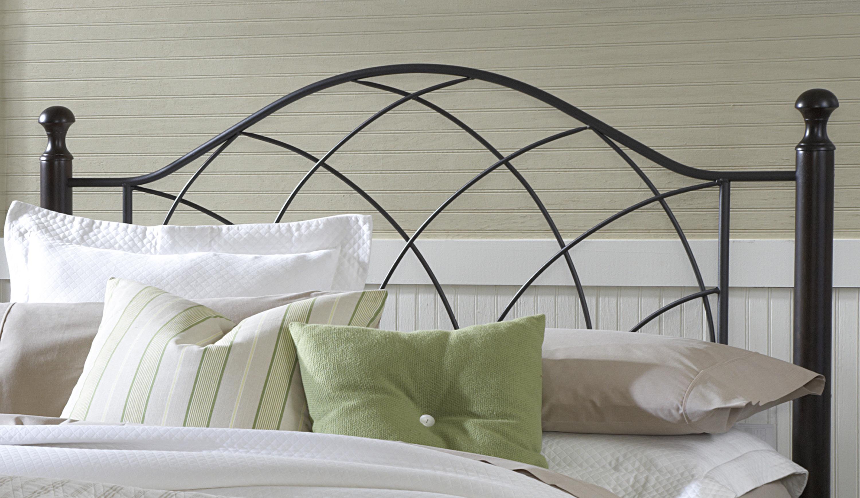 Hillsdale Metal Beds Vista Twin Headboard - Item Number: 1764HTW