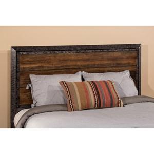 Hillsdale Metal Beds Queen Mackinac Headboard