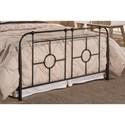Hillsdale Metal Beds Metal King Bed Set