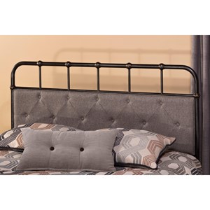 Hillsdale Metal Beds Full/Queen Headboard