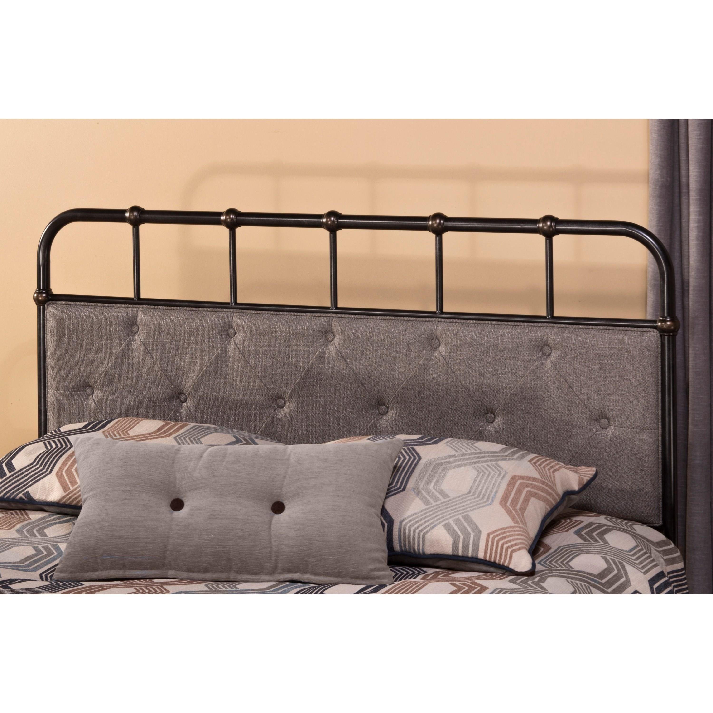 Hillsdale Metal Beds King Headboard - Item Number: 1861HKR
