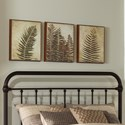 Hillsdale Metal Beds Classic Twin Headboard - Item Number: 1863-370