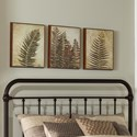 Hillsdale Metal Beds Full/Queen Headboard - Item Number: 1863-490