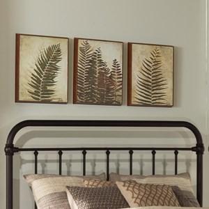 Morris Home Metal Beds King Headboard
