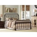 Hillsdale Metal Beds Classic Twin Metal Bed
