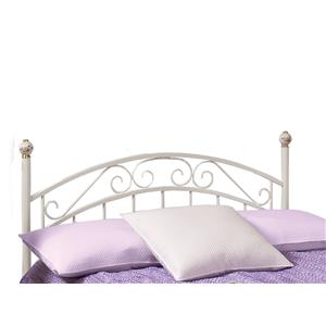 Morris Home Metal Beds Emily Full Headboard and Rails
