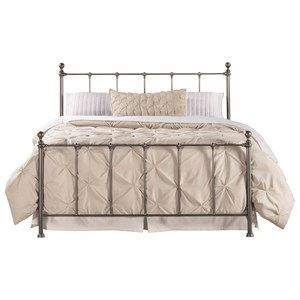 Morris Home Furnishings Metal Beds Queen Bed Set