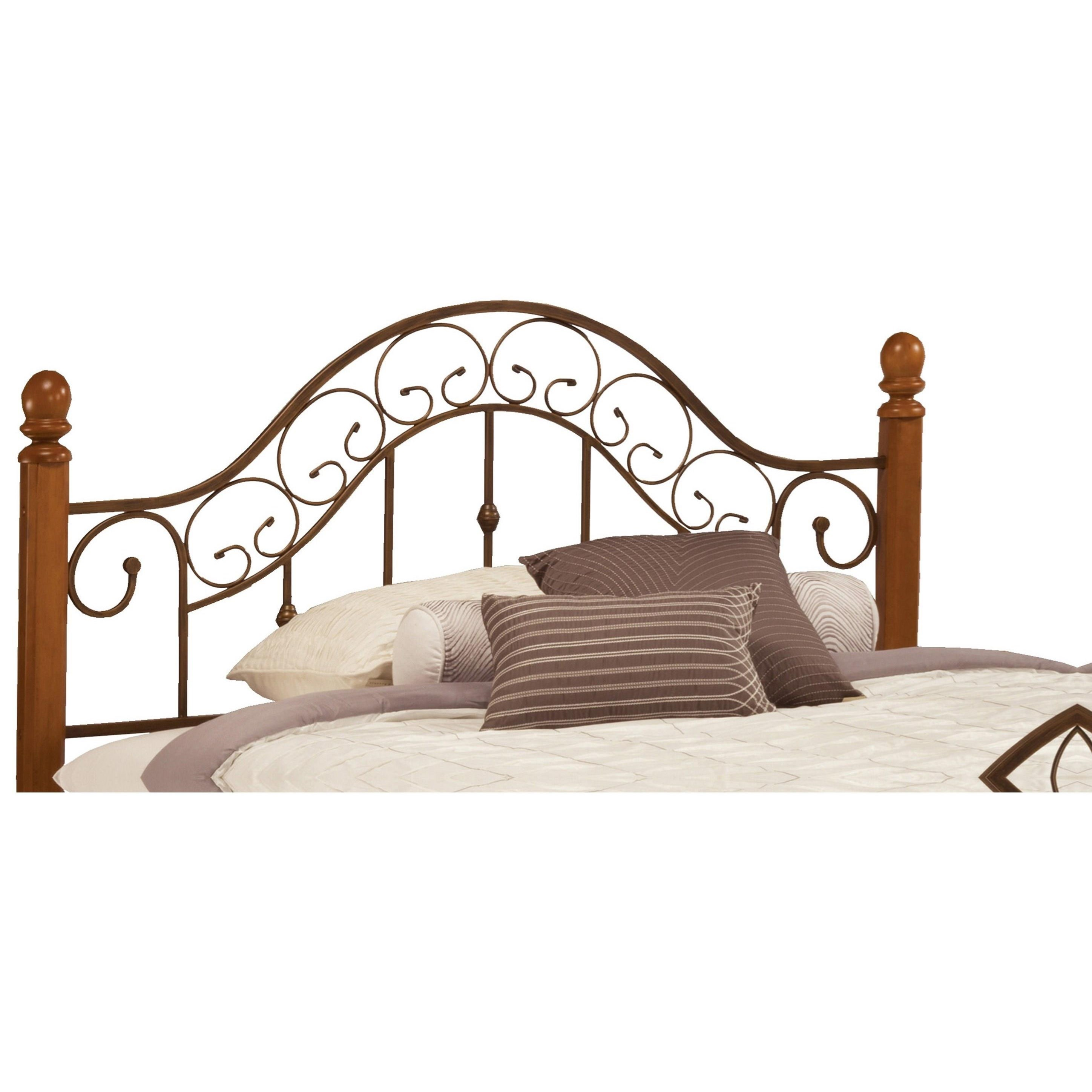 Hillsdale Metal Beds King San Marco Headboard - Item Number: 310HK