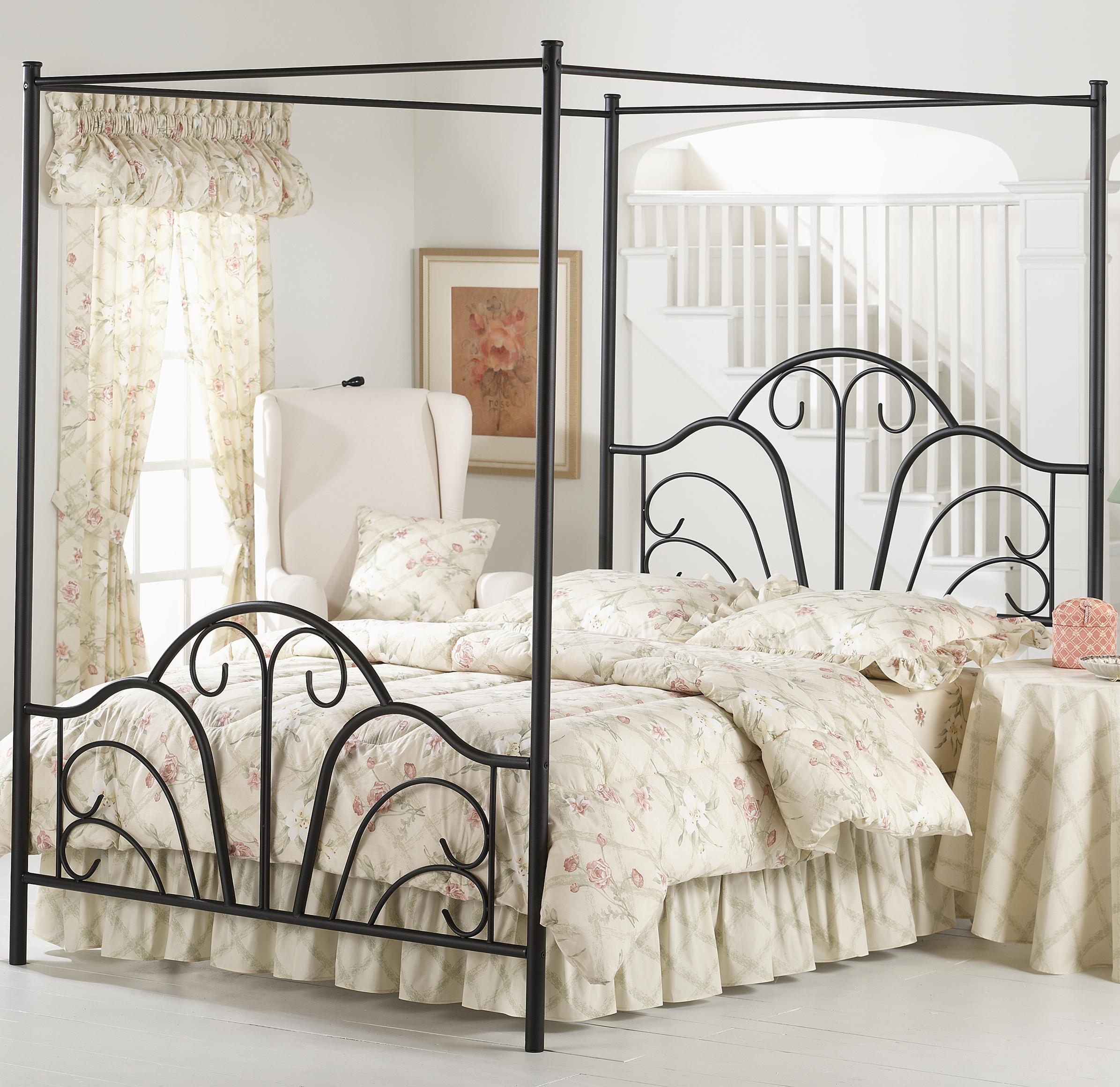 Hillsdale Metal Beds Full Dover Bed - Item Number: 348BFPR