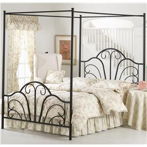 Morris Home Metal Beds Queen Dover Bed