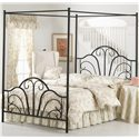 Hillsdale Metal Beds Queen Dover Bed - Item Number: 348BQPR