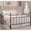 Hillsdale Metal Beds Full Providence Bed - Item Number: 380BFR