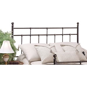 Morris Home Furnishings Metal Beds Full/Queen Providence Headboard