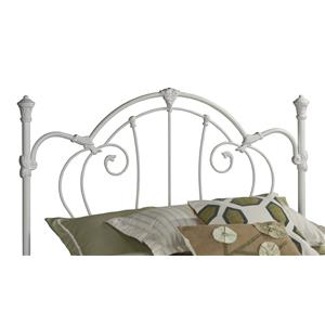 Hillsdale Metal Beds CHERIE HEADBOARD - FULL/QUEEN - W/RAILS