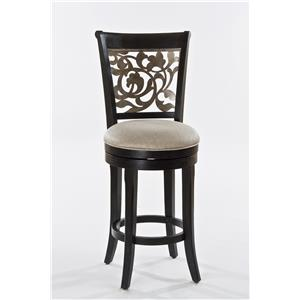 Hillsdale Benning Swivel Counter Stool