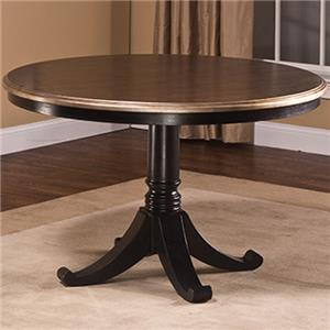Hillsdale Bennington Pedestal Table