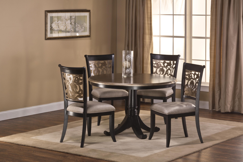 Hillsdale Benning 5 Piece Dining Set - Item Number: 5559DTBC