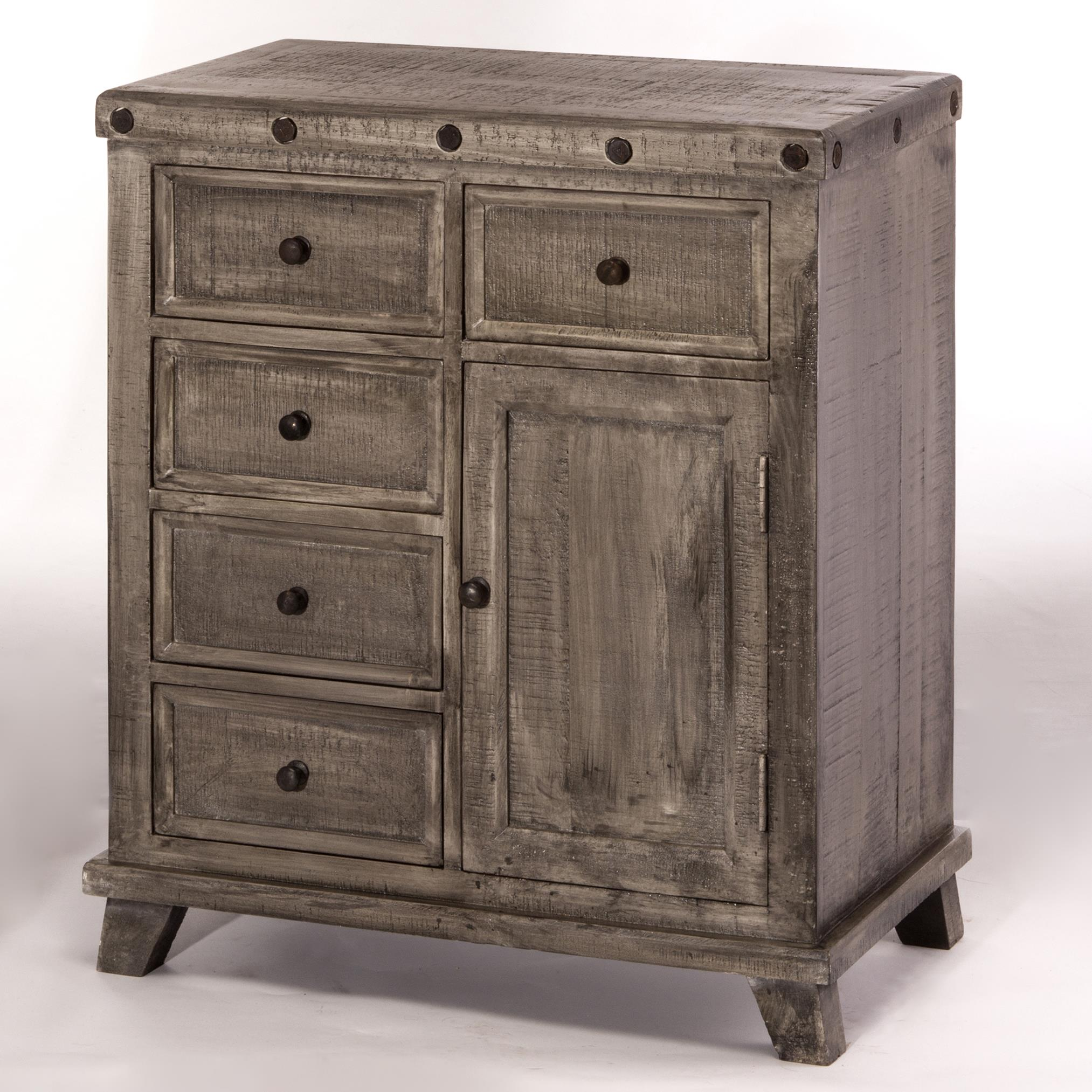 Hillsdale Bolt Tier Cabinet - Item Number: 5805-861
