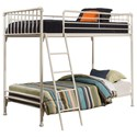 Hillsdale Brandi Twin/Twin Bunk Bed - Item Number: 2001BT