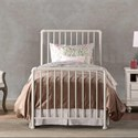Hillsdale Brandi Twin Bed Set - Frame not Included - Item Number: 2001BTW