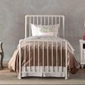 Hillsdale Brandi Twin Bed Set - Item Number: 2001BTWR
