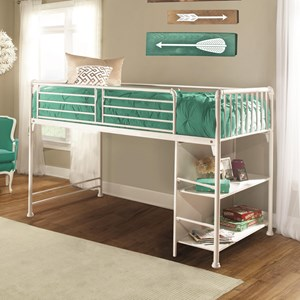 Hillsdale Brandi Junior Loft Bed