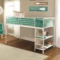 Hillsdale Brandi Junior Loft Bed - Item Number: 2001JRL