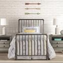 Hillsdale Brandi Twin Bed Set - Item Number: 2098BTWR