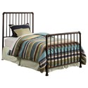 Hillsdale Brandi  Twin Bed Set - Frame not Included - Item Number: 2099BTW