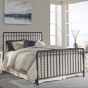 Hillsdale Brandi Full Bed Set, Frame Not Included - Item Number: 2124BF