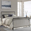 Hillsdale Brandi Queen Bed Set - Item Number: 2124BQ