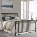 Hillsdale Brandi Queen Bed Set with Frame - Item Number: 2124BQR