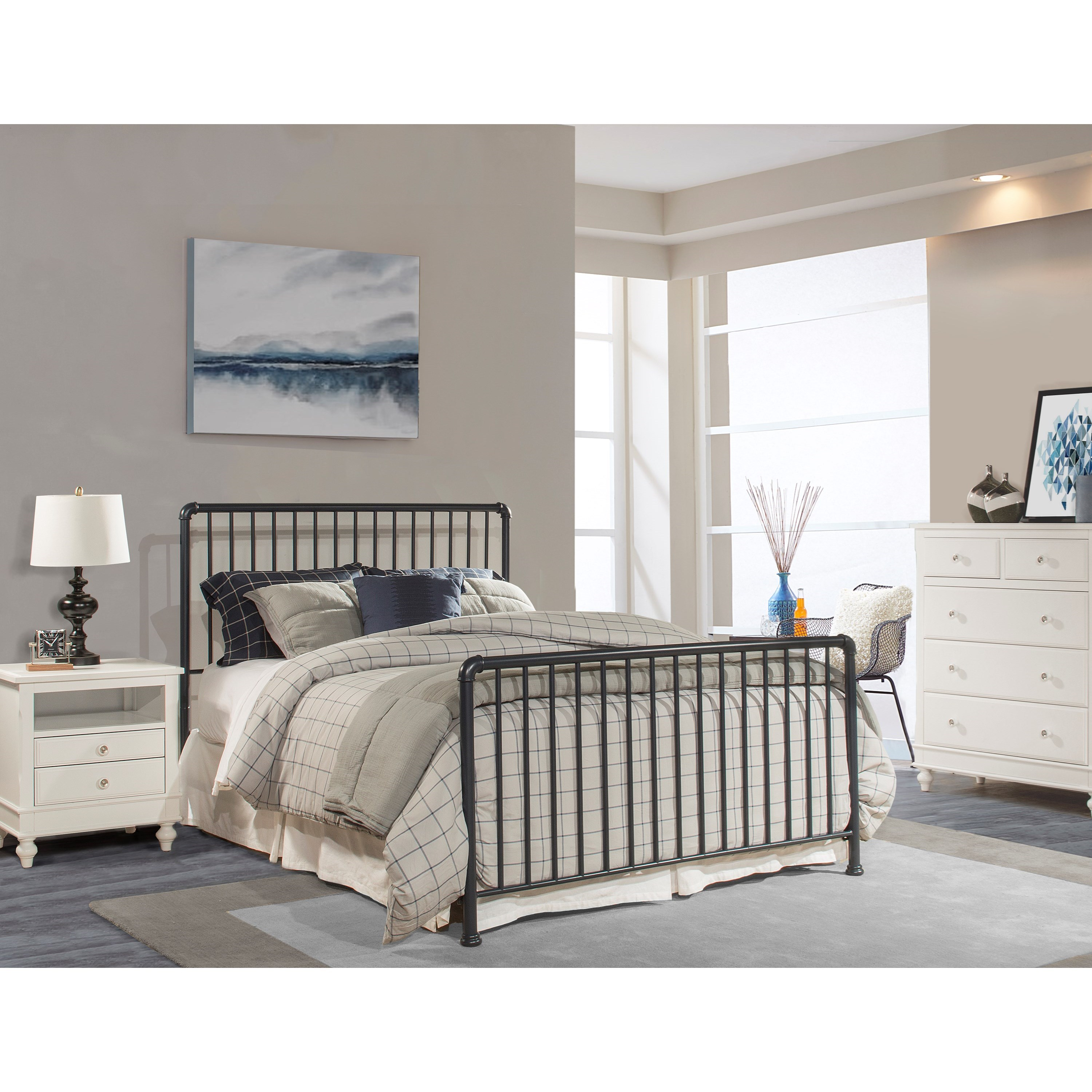Twin Bed Set - Frame not Included