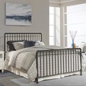 Hillsdale Brandi Twin Bed Set - Item Number: 2124BTWR