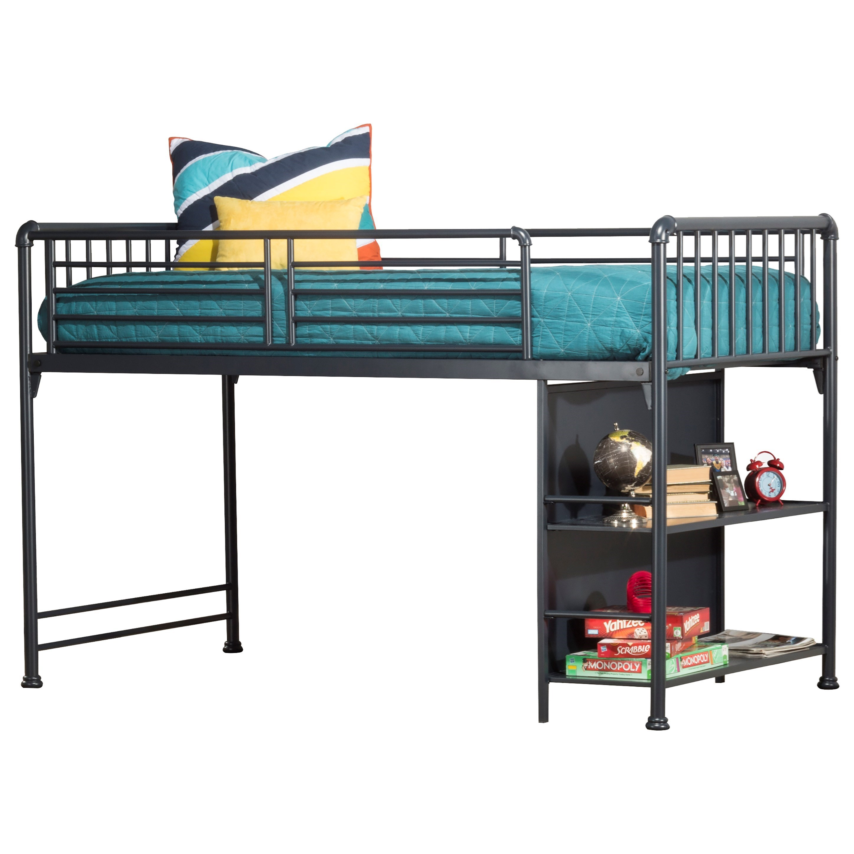 Hillsdale Brandi Junior Loft Bed - Item Number: 2124JRL